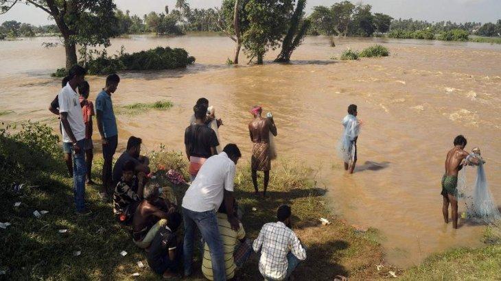 Үндістандағы су тасқыны салдарынан 1,4 млн-нан астам адам зардап шекті