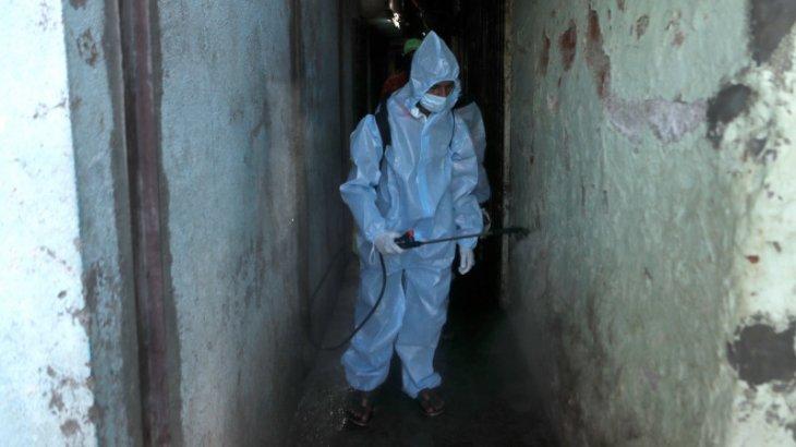 Қытайда коронавирус кәріз жүйесі арқылы тарайтыны анықталды
