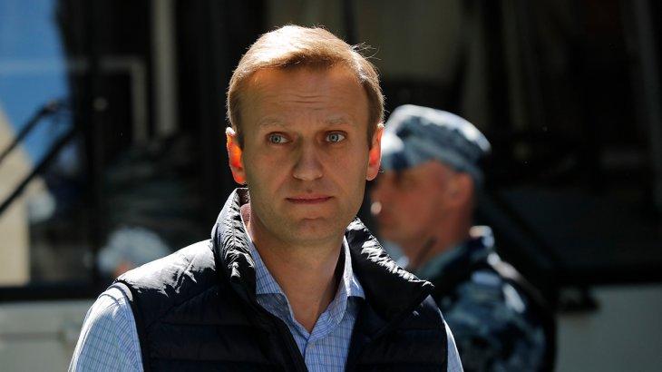 Алексей Навальный есін жиды