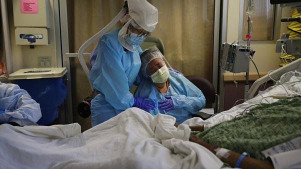 Өткен тәулікте коронавирусқа ұқсас пневмония жұқтыру бойынша 353 дерек тіркелді
