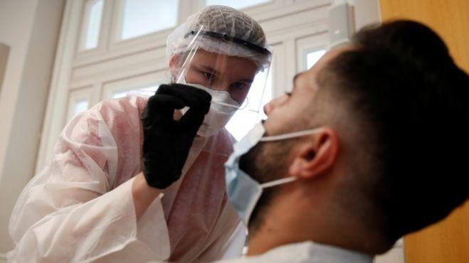 Ливанда 100-ге жуық бітімгерлік әскер сарбаздары коронавирусқа шалдықты
