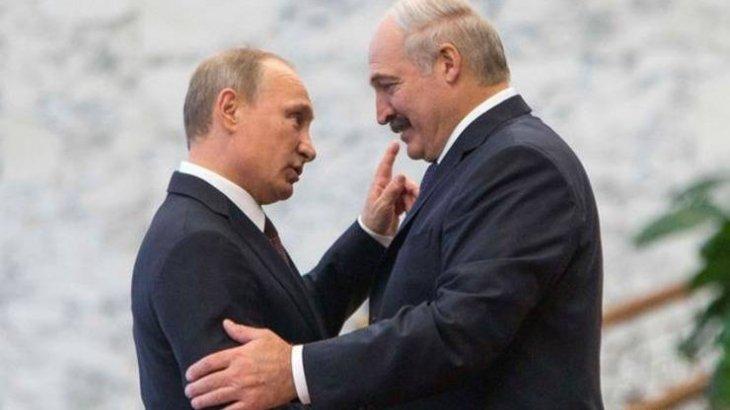 «1,5 миллиард доллар»: Путин Ресейдің Беларуське мемлекеттік несие беретінін мәлімдеді