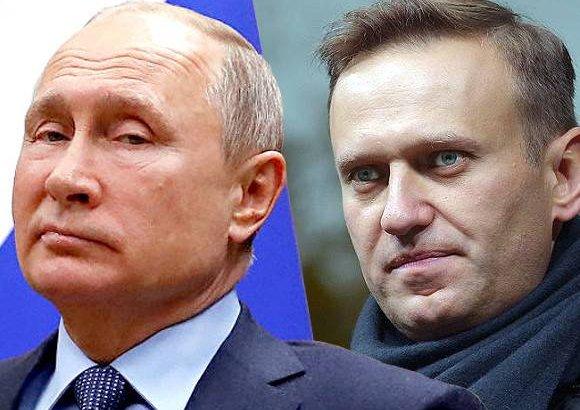 Навальныйге - Нобель, Путинге - Шнобель!..