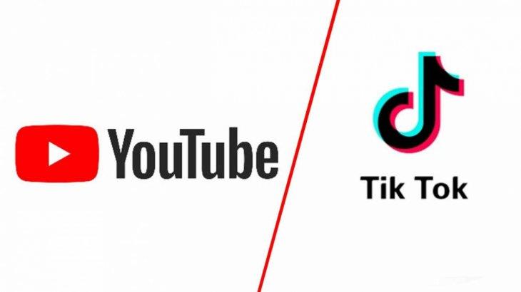 YouTube желісі TikTok аналогын іске қосты