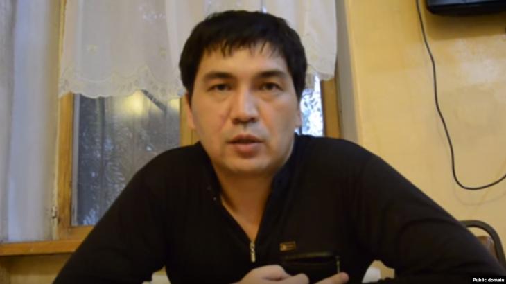 Блогер Ермек Тайшыбеков ұсталды