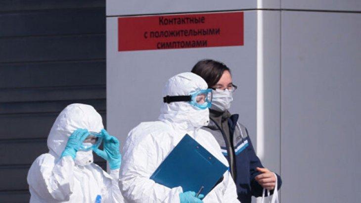 Ресейде бір тәулікте 10 мың адамнан COVID-19 расталды