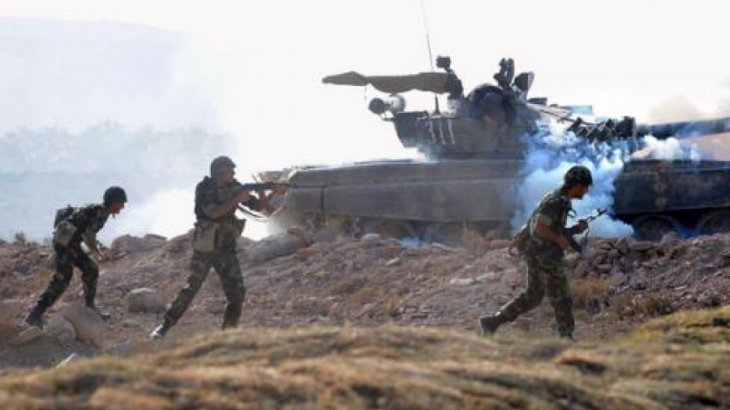 Ильхам Әлиев Таулы Қарабақтағы қақтығысты тоқтату шартын атады