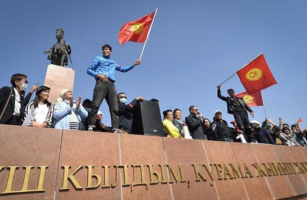 Қырғыздың жаңа президентінің есімі белгілі болды