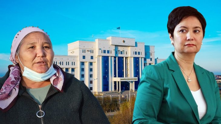 «Әбдіқалықова шынымен ханның қызы ма?»: Қызылорда тұрғындары әкімнің қабылдауына кіре алмай жүргендерін айтады