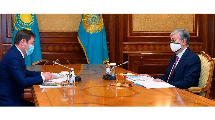 Тоқаев Шымкент қаласына көбірек инвестиция құюды тапсырды