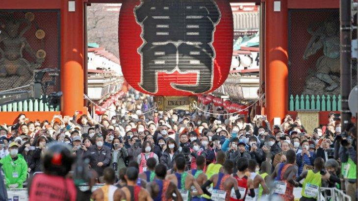 Токио марафоны 2021 жылға ауыстырылады
