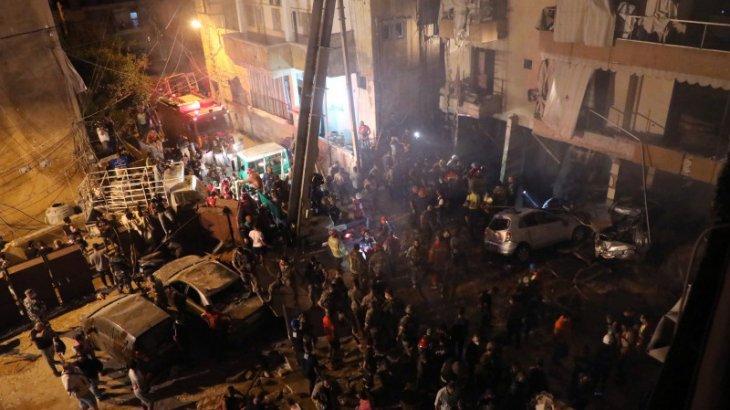 Бейрутта жойқын жарылыс тағы қайталанды: зардап шеккендер бар (ВИДЕО)