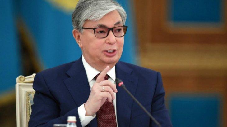 «Жээнбеков - Қырғызстанның легитимді президенті»  - Тоқаев