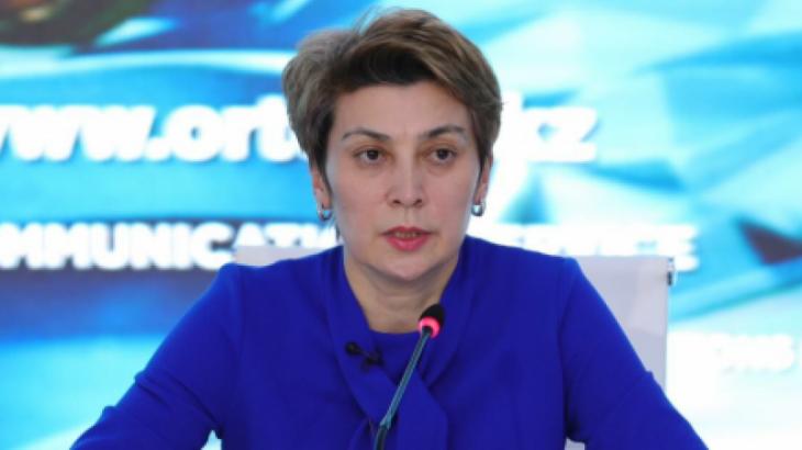 Айжан Есмағамбетова жаңа қызметке тағайындалды