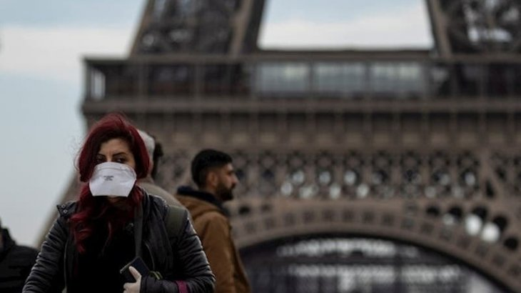 Францияда пандемияға байланысты коменданттық сағат енгізіледі