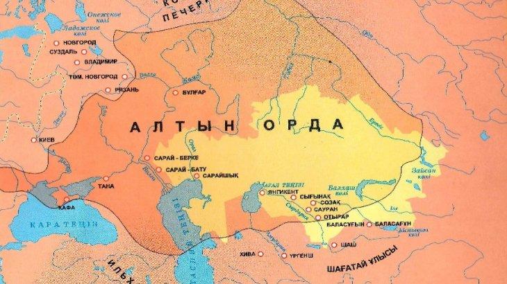 «Алтын Орда хандары» – тарихымызды танытатын кітап