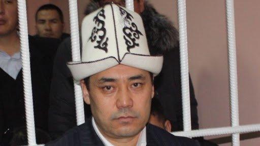 Садыр Жапаров президенттік сайлауға қатысатынын мәлімдеді