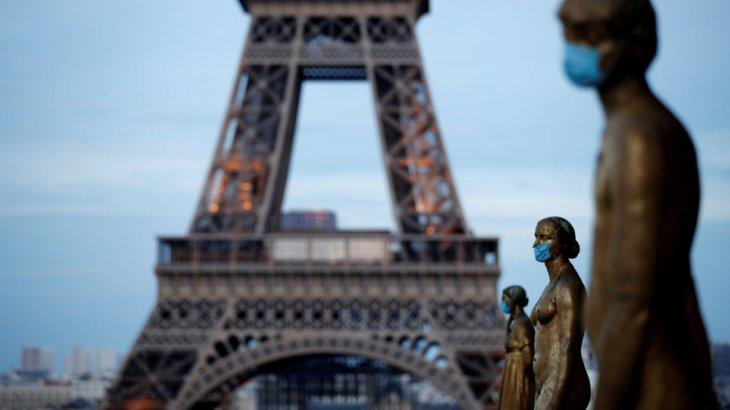 Францияда жалпыұлттық карантин қайта енгізіледі (ВИДЕО)