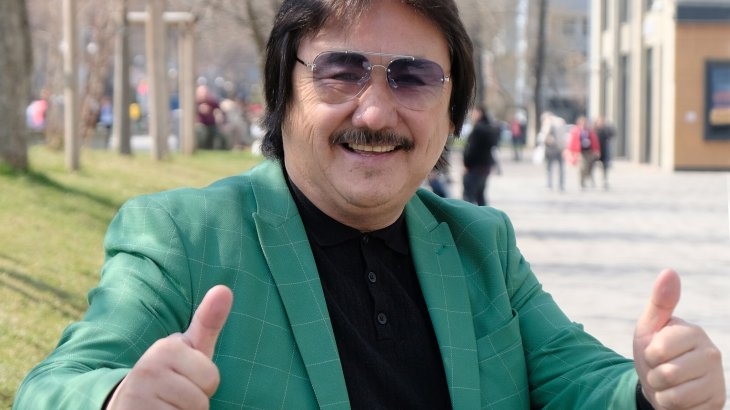 Марат Омаров коронавирусқа қарсы тағы бір жаңа ән шығарды