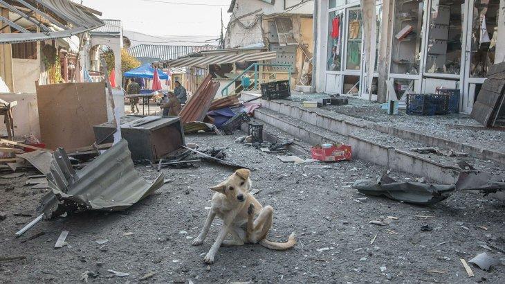 «Қарабақтың тұрғындары қашуға мәжбүр болды» - БҰҰ