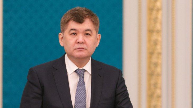 Экс-министр Елжан Біртанов қамауға алынды