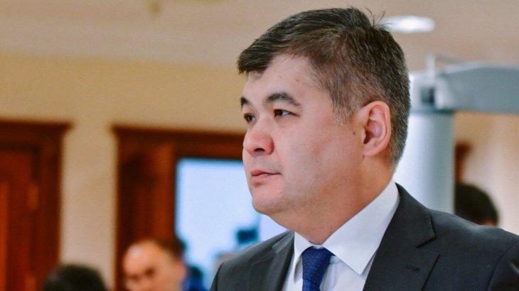 «Бұл - ауыр ақпарат болды»: министрлік Біртановтың ұсталуына қатысты пікір білдірді
