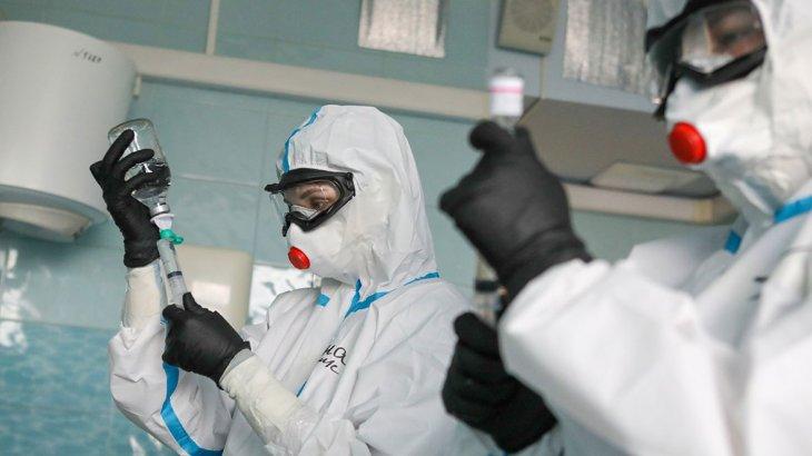 Ресейде бір тәулікте 20 мың адам коронавирус жұқтырған