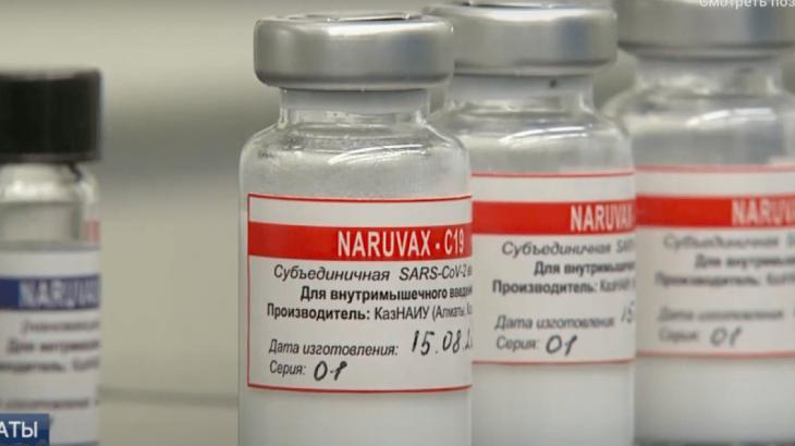 Қазақстанда жасалған коронавирусқа қарсы вакцинаға атау берілді