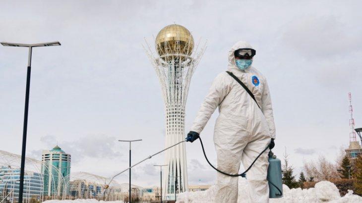 Коронавирус: Астана сары аймақ санатына кіргізілді