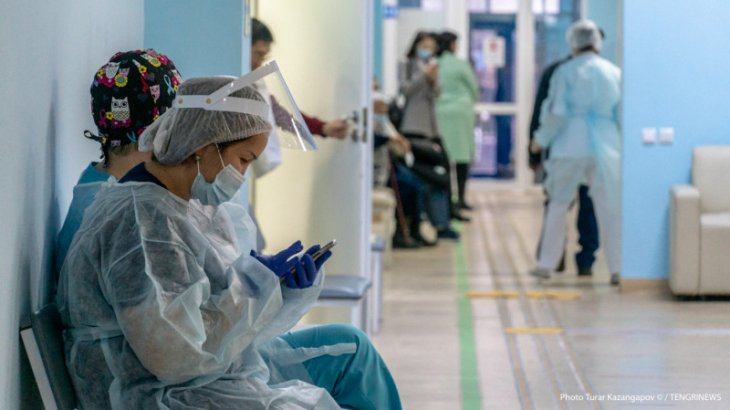 Коронавирус пен пневмониядан тағы 9 адам көз жұмды