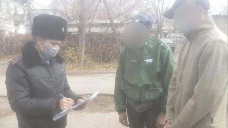 Алматы облысында жануарларды қорлап жүргендер ұсталды