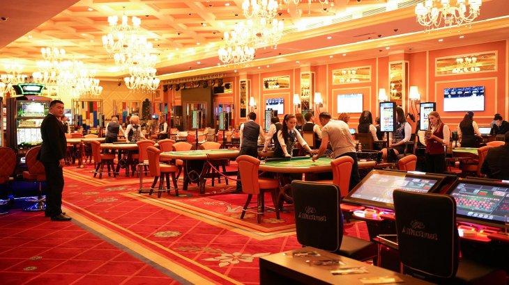 Қапшағайдағы казинолардың жұмысы тоқтатылады