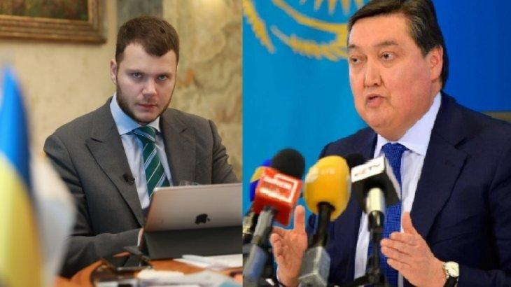 Украиналық шенеуніктер Асқар Маминмен кездесуге жалған ПТР-анықтамамен келген
