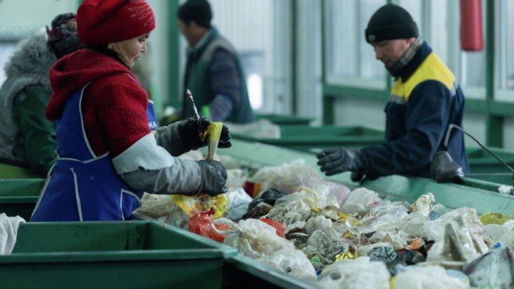 Қазақстанның 6 қаласында қоқысты қайта өңдейтін зауыт салынбақ