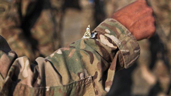 Алматыда әскери киім сататын сауда орындары тексерілуде