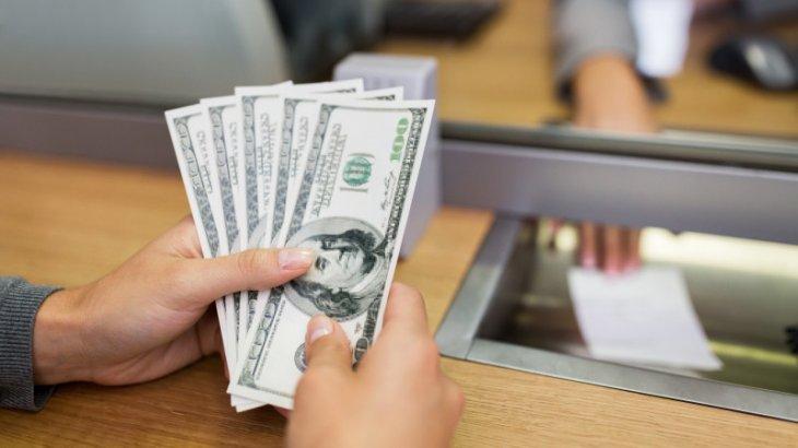 Елімізде доллар арзандап жатыр