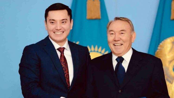 «Назарбаев – әлемдік саясаткер, түркі әлемінің абызы» - Нұрлан Әлімжанов
