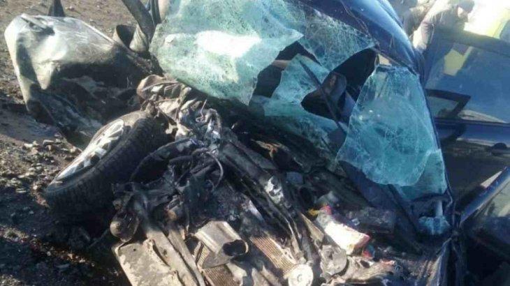БҚО-да жантүршігерлік жол апатынан 3 адам ажал құшты