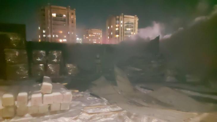 Астанада жарылыс болды