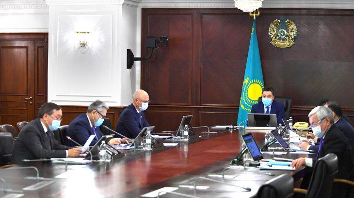 Үкімет басшысы екі министрлікке маңызды тапсырма берді