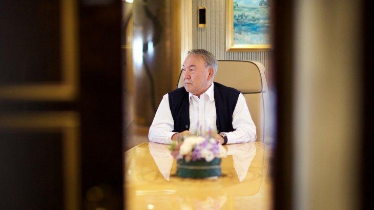 «Ұрлаған ақшасымен Батыста тұрып жатқанына 15 жыл болды»: Назарбаев Әблязов туралы айтты