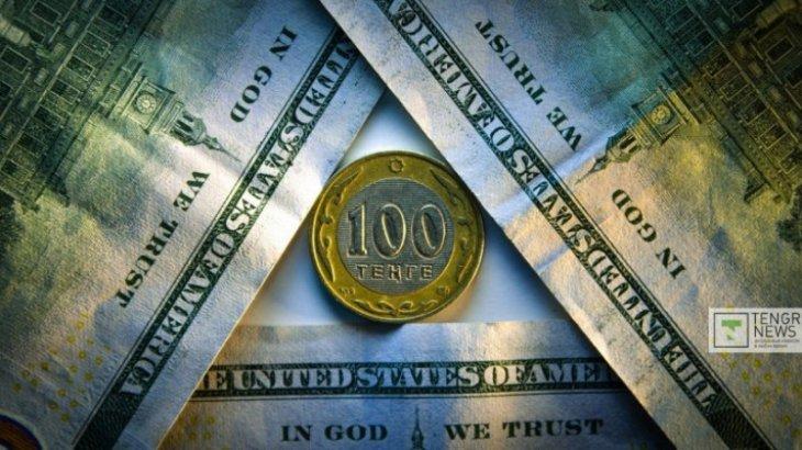 Елімізде доллар бағамы арзандап жатыр