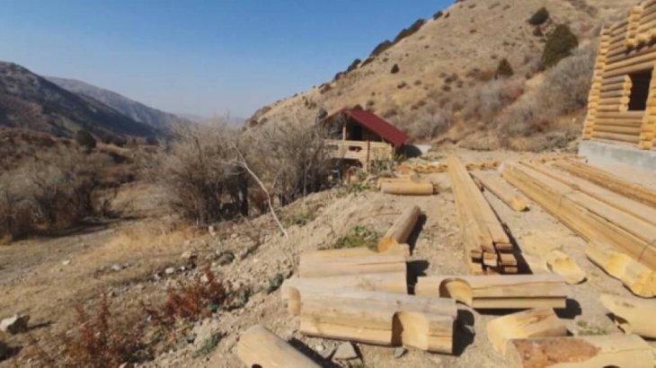 Түркістан облысында тау шаңғы курортының құрылысы басталады