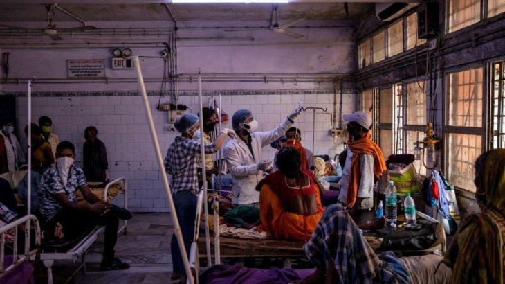 Үндістанда 300-ге жуық тұрғын белгісіз ауруға шалдықты