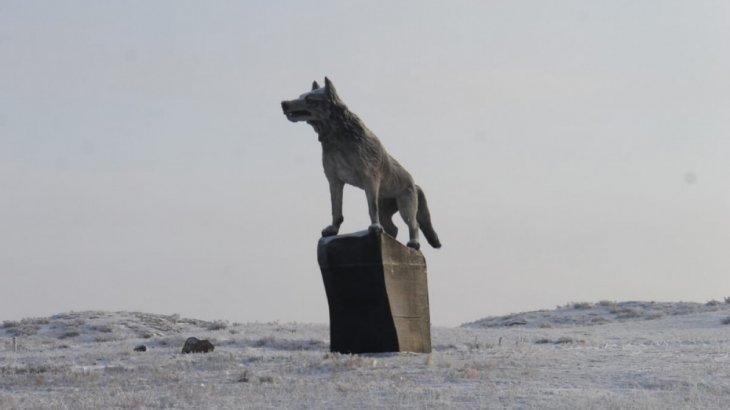 Қарағанды облысындағы Көк бөрінің ескерткіші Гиннесс кітабына енгізілуі мүмкін
