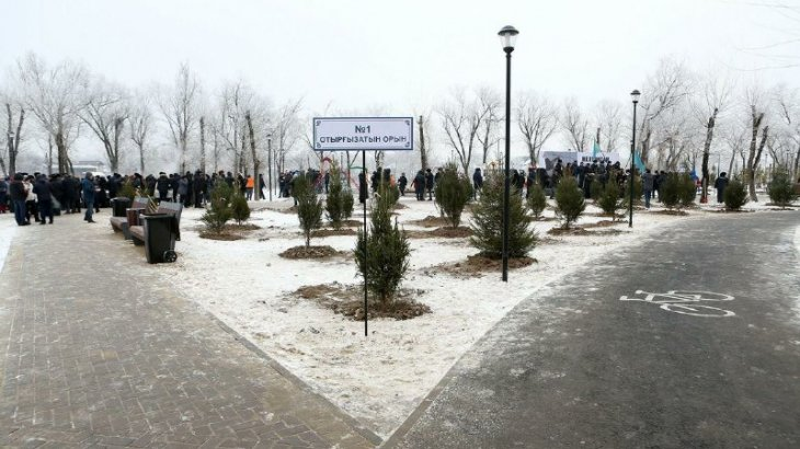 Ержан Бабақұмаров: «Желтоқсан» саябағы жастарға ел тәуелсіздігінің қалыптасуын еске түсіреді