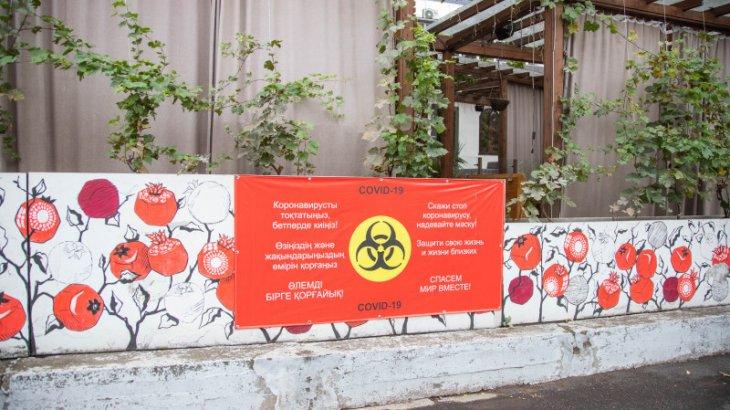 Павлодар облысы «қызыл» аймақтан шықты