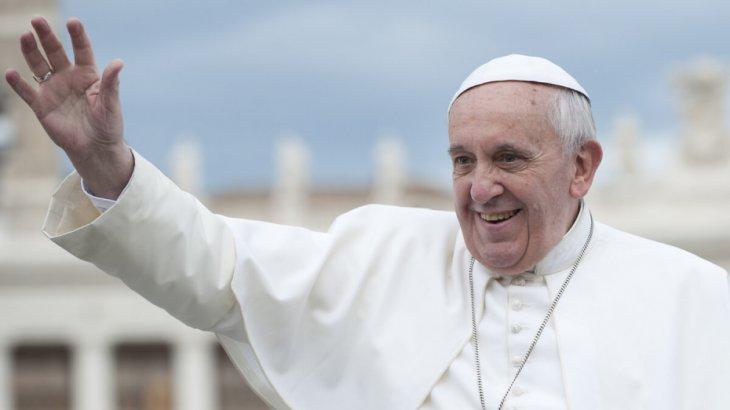 Рим Папасы қазақстандықтарды Тәуелсіздік мерекесімен құттықтады