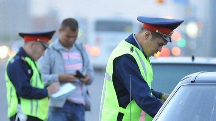 Астана қаласында полиция күшейтілген режимге көшеді