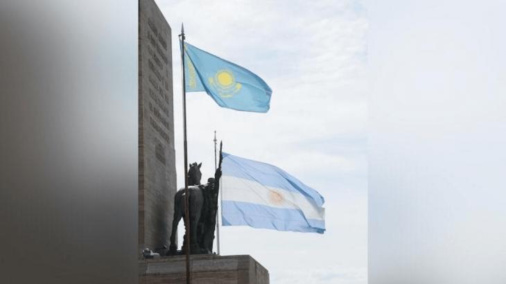 Аргентина қалаларының бірінде Абай көшесі пайда болды